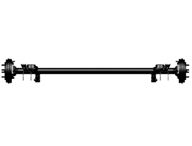 EA0211-3300000非驱动后桥
